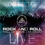 Various Artists - Best Of Rock And Roll Hall Of Fame + Museum Live DB Cover Art