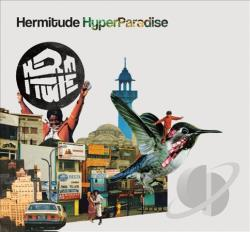 Hermitude - HyperParadise CD Cover Art