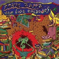Zappa, Frank - Lost Episodes CD Cover Art