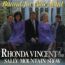 Vincent, Rhonda - Bound for Gloryland CD Cover Art