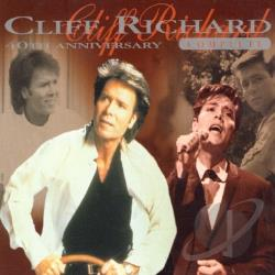 Richard, Cliff - 40th Anniversary CD Cover Art