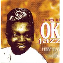 Roots Of Ok Jazz: Zaire Classics V.3 CD Cover Art