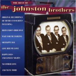 Johnston Brothers - Best Of The Johnson Brothers CD Cover Art