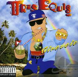 Tres Equis - Atrevete CD Cover Art