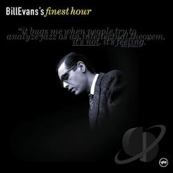 Evans, Bill - Bill Evans's Finest Hour CD Cover Art