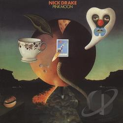 Drake, Nick - Pink Moon CD Cover Art