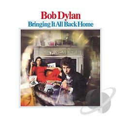 Dylan, Bob - Bringing It All Back Home CD Cover Art
