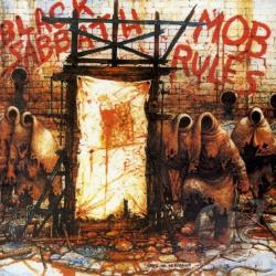 Black Sabbath - Mob Rules CD Cover Art