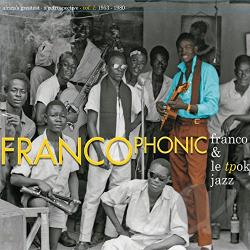 Franco - Francophonic CD Cover Art
