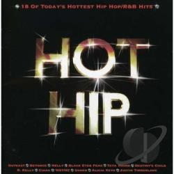 Hot Hip CD Cover Art