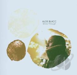Aloe Blacc - Shine Through CD Cover Art