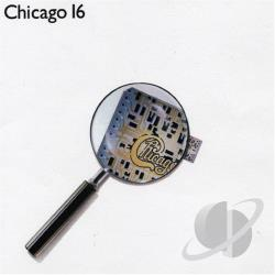 Chicago - Chicago 16: Expanded & Remastered CD Cover Art
