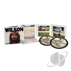 Wilson, Dennis - Pacific Ocean Blue: Limited Deluxe Edition CD Cover Art