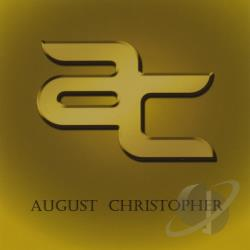 August, Chris - Greatest Hits Compilation CD Cover Art