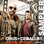 Chus & Ceballos - Back On Tracks SAMPLER DB Cover Art