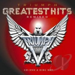 Triumph - Greatest Hits CD Cover Art
