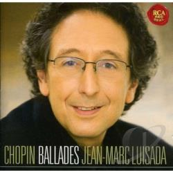 Chopin / Luisada, Jean-Marc - Chopin: Ballades CD Cover Art