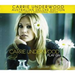 Underwood, Carrie - Play On CD Cover Art