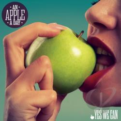 Apple A Day - Yes We Can CD Cover Art