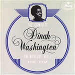 Washington, Dinah - Complete Dinah Washington on Mercury Vol.2 (1950-1952). CD Cover Art