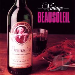 Beausoleil - Vintage Beausoleil CD Cover Art