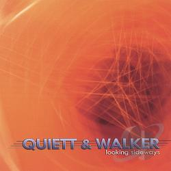 Quiett & Walker - Looking Sideways CD Cover Art