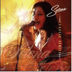 Selena - Classic Series 1 CD Cover Art