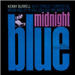 Burrell, Kenny - Midnight Blue (the Rudy Van Gelder Edition) DB Cover Art