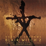 Burwell, Carter - Blair Witch 2 - Book of Shadows DB Cover Art