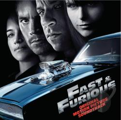 Tyler, Brian - Fast & Furious CD Cover Art