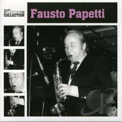 Papetti, Fausto - Platinum Collection CD Cover Art