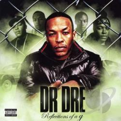 Dr. Dre - Reflections of a G CD Cover Art