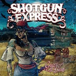 Shotgun Express - Gypsy Blues CD Cover Art