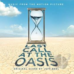 Beal, Jeff - Last Call at the Oasis CD Cover Art