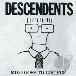 Descendents - Milo Goes to College CD Cover Art
