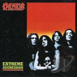 Kreator - Extreme Aggression CD Cover Art