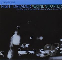 Shorter, Wayne - Night Dreamer CD Cover Art