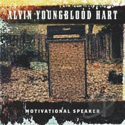 Hart, Alvin Youngblood - Motivational Speaker CD Cover Art