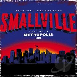 Smallville STK (The Metropolis Mix Vol. 2) CD Cover Art
