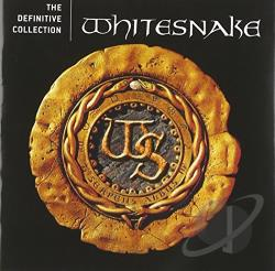 Whitesnake - Definitive Collection CD Cover Art