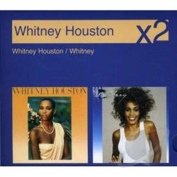 Houston, Whitney - Whitney Houston/Whitney CD Cover Art