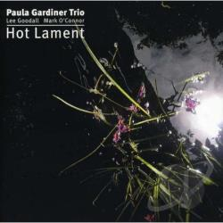 Gardiner, Paula - Hot Lament CD Cover Art