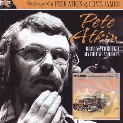 Atkin, Pete - Driving Across Mythical America CD Cover Art