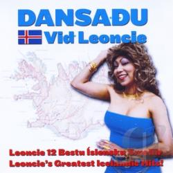 Leoncie - Dansadu Vid Leoncie CD Cover Art