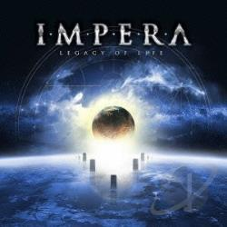 Impera - Legacy of Life CD Cover Art