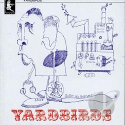 Yardbirds - Roger the Engineer CD Cover Art