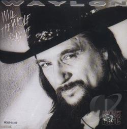 Jennings, Waylon - Will the Wolf Survive? CD Cover Art