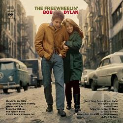 Dylan, Bob - Freewheelin' Bob Dylan CD Cover Art