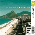 Pure Brazil: Instrumental Bossa Nova CD Cover Art