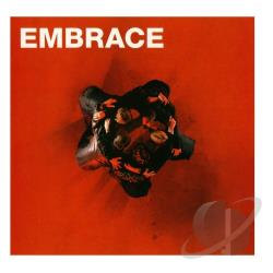 Embrace - Out of Nothing CD Cover Art